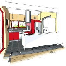 dessiner une cuisine en 3d gratuit creer ma cuisine creer sa cuisine en 3d gratuitement plan 3d salle