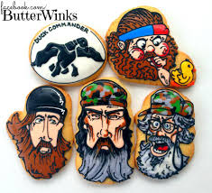 duck dynasty cookie connection