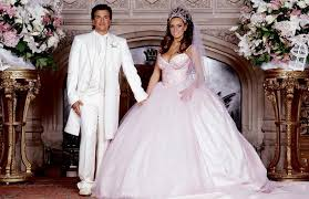 coming to america wedding dress pink wedding dress from coming to america coming to america