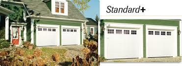 Soo Overhead Doors Standard Garage Doors Soo Overhead Doors Inc