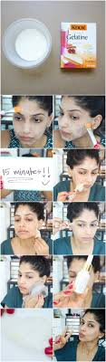 using gelatin for your hairstyles for women over 50 diy easy way to get rid of blackheads facial hair only 2