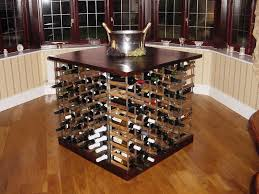 Kitchen Wine Cabinets Furniture Wine Cabinets With Cooler For Kitchen Island Design