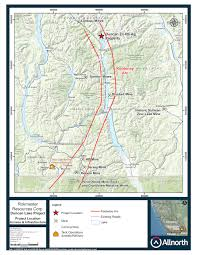 Co Surface Management Status Del Norte Map Bureau Of Land Management by Base Metals News Investing News Network