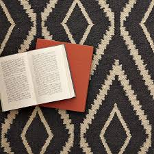 Red White And Blue Rugs Kite Wool Kilim West Elm