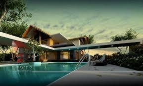 Home Design Architecture 3d Ultra Modern Home Designs Home Designs Architectural Rendering