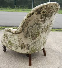 Victorian Upholstered Chair Upholstered Fireside Tub Armchair