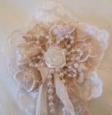 the 25 best lace flowers ideas on pinterest fabric flowers