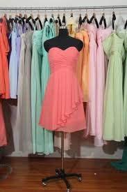 best 25 short coral bridesmaid dresses ideas on pinterest beach