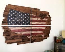 plank wood usa map etsy