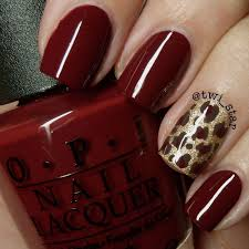 twi star nail art blog opi skyfall lamb and how great is your