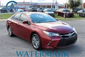 2015 toyota camry images pre owned 2015 toyota camry hybrid xle 4d sedan in madisonville