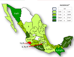 Oaxaca Mexico Map What You Should Know About The Zika Virus In Mexico
