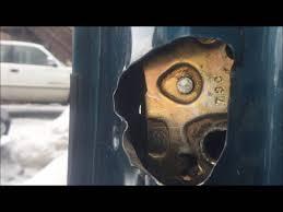 chevy astro van and gmc safari door handle replacement easy