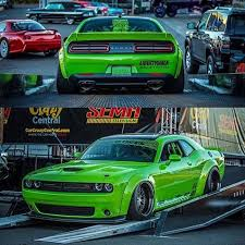 dodge challenger project the project dodge challenger by liberty walk is definitely a