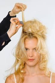 Hochsteckfrisurenen Toupiert Anleitung by Brigitte Bardot Frisur Style 2 Anleitung 3 Haar Toupieren