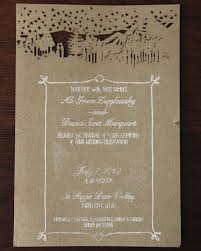 rustic invitations creating a rustic wedding invitation rustic wedding invitations