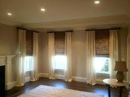 White Bedroom Blinds - wood panel curtains u2013 howtolarawith me