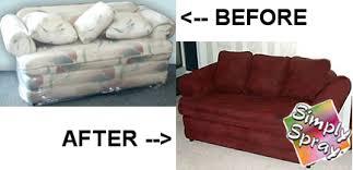 teindre housse canapé teinture mobilier tissu en aérosol teindre un canapé en tissu un