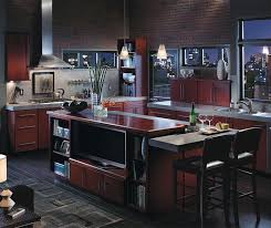 Contemporary Kitchen Cabinets Aristokraft Cabinetry