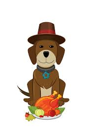 thanksgiving puppy clipart clipartxtras