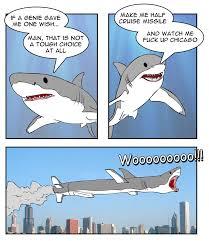 Shark Week Meme - in honor of shark week funny
