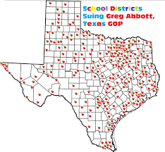 suing wait u2026 how many districts are suing greg abbott texas gop