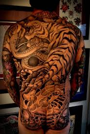 snake and tiger meaning design idea for and