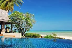 Bedroom Beach Club Bulgaria Koh Samui Villas On Beachfront Resort