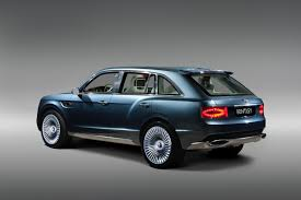 bentley suv bentley suv to get a plug in hybrid variant