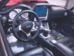 corvette dashboard 1981 corvette gets a custom ipad install corvette sales news