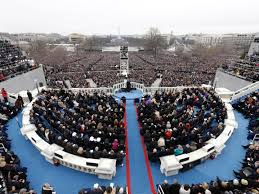 picture of inauguration crowd inaugural attendance list msnbc