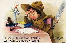 picture postcards world war postcards