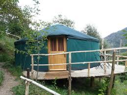 yourte chambre d hote rentals bed breakfast gard les masades éco yourte