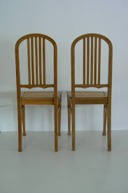 Antique Oak Dining Room Chairs German Antique Oak Dining Chairs Set Of 2 For Sale At Pamono