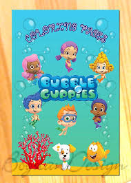 107 bubble guppies birthday images bubble