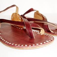 Leather Bedroom Slippers Shop Indian Shoes On Wanelo