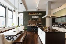 cuisine avec coin repas ilot de cuisine avec coin repas 10 cuisine style bistrot