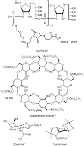 synthetic oligosaccharides as active pharmaceutical ingredients