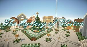 Minecraft 1 8 Adventure Maps Adventure Puzzle 20 000 Downloads The Mystery Of Gliston A