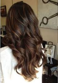 long blonde hair with dark low lights 13 astonishing hairstyles for brown hair with lowlights and