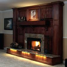fireplace lighting ideas for small bathrooms living room with and
