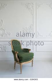 Bright Armchair Green Velvet Chair Stock Photos U0026 Green Velvet Chair Stock Images