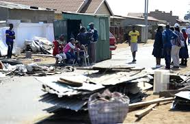 Seeking In Soweto Family Has Learnt To Live Like Daily Sun