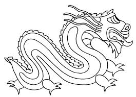 chinese dragon coloring pages easy the legend of dragon coloring pages free coloring chinese dragon