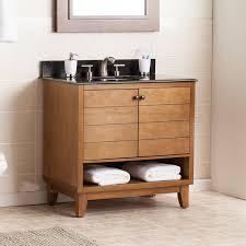 34 Inch Vanity 34 Inch Bathroom Vanity Mid Century Wayfair Onsingularity