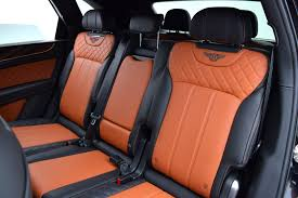 orange bentley bentayga 2018 bentley bentayga activity