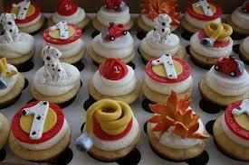 firefighter cupcake toppers fireman