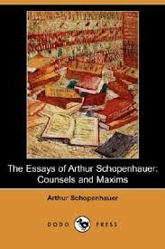 Counsels And Maxims By Arthur Schopenhauer Pdf Find Counsels And Maxims The Essays Of Arthur Schopenhauer Pdf