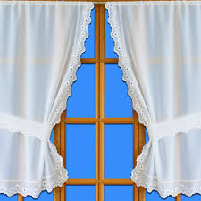 Tie Back Curtains Tie Back Lace Curtains Sophie