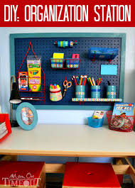 School Desk Organization Ideas Diy Organization Station Time To Get Those Desks Organized For